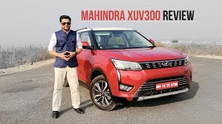 New Mahindra XUV300 Review: Faster than Maruti Brezza, Safer than Ford EcoSport!