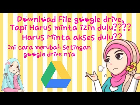 44+ Cara Memberi Izin Akses Google Drive Terbaru