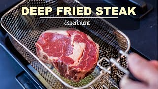 Download Deep Fried Steak Experiment Mp3 and Videos