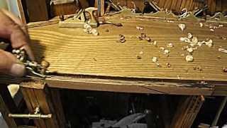 """Miniature Tools """"212"""" Wood Scraper Plane"""