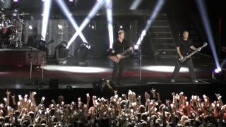 "Nickelback Live in Moscow ""Olympyisky"" 25.10.2012 Intro"
