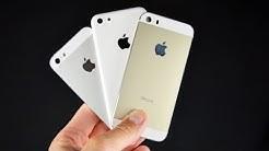 Sneak Peek: Apple iPhone 5S (Gold)