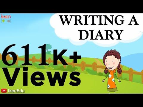 Learn English Writing: Writing a Diary