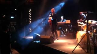 Tomas Andersson Wij - Det ligger i luften@ Tivoli, Helsingborg 20120309