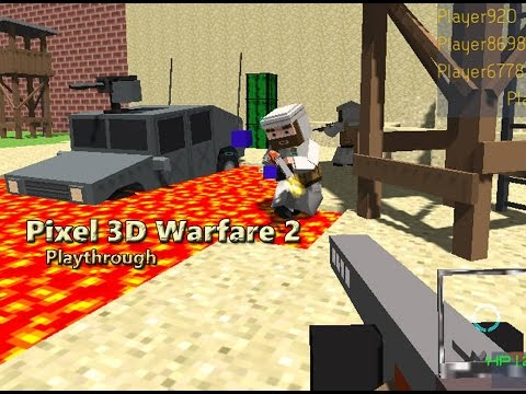 Pixel Gun Apocalypse 2 (PC Browser Game)
