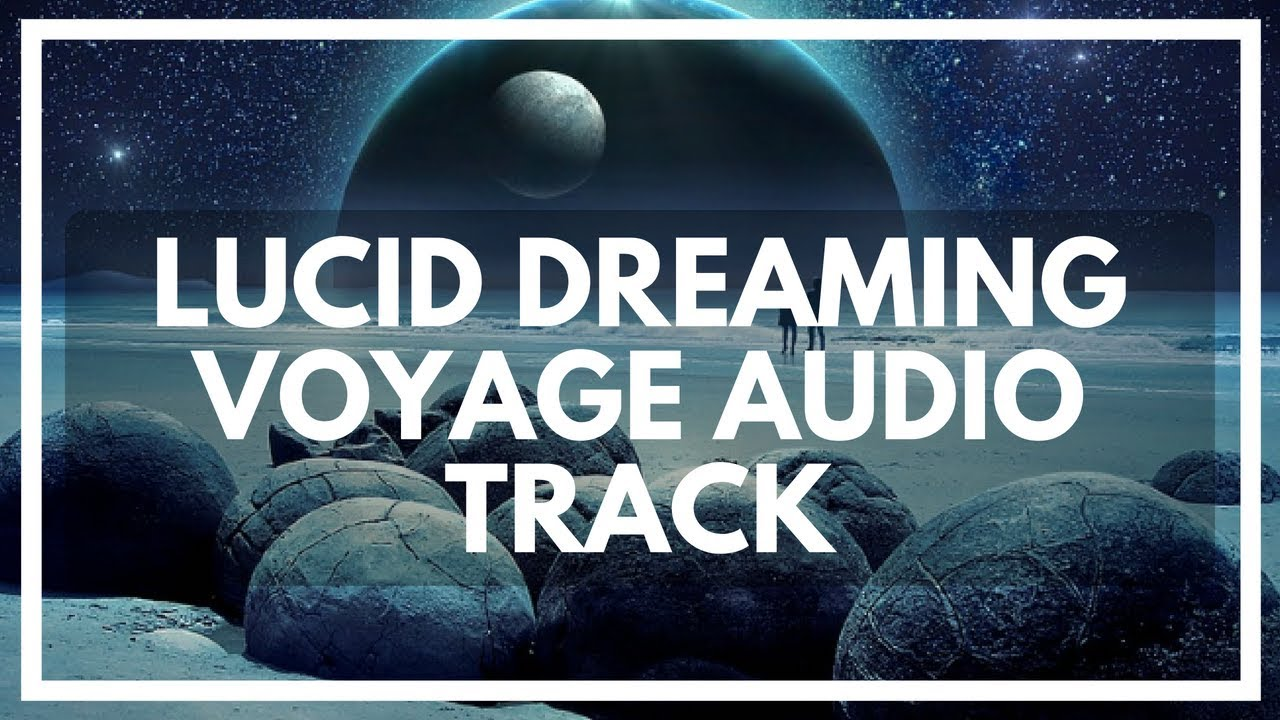 Lucid Dreaming Voyage: 1 Hour POWERFUL Theta Waves Binaural Beats For Dream  Induction