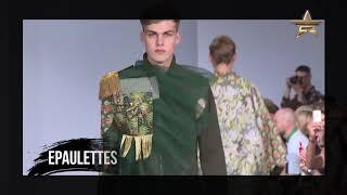 Fashion Dictionary: Epaulettes