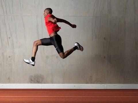 How to do the triple jump by Kola Adedoyin Indoor UK champion