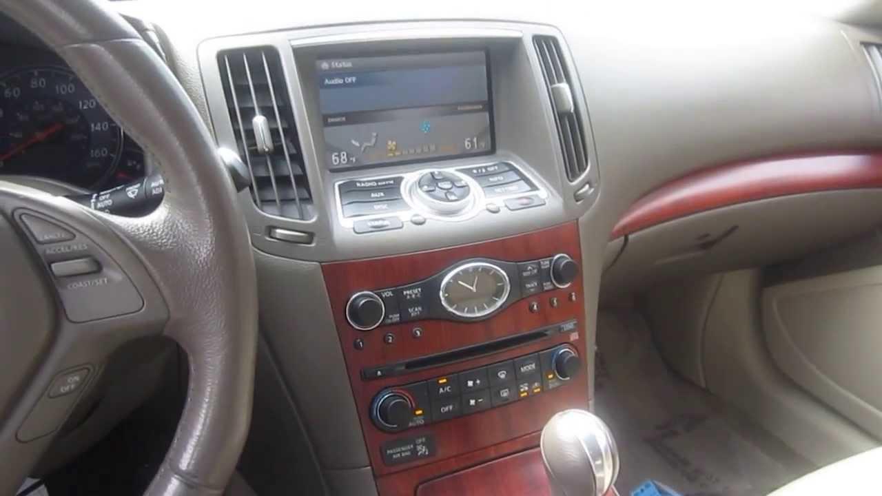 2009 infiniti g37, red stock 5168 interior youtube 2009 Infiniti G37x Coupe Black 2009 infiniti g37, red stock 5168 interior