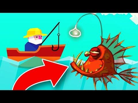 THE CREEPIEST FISH IN THE OCEAN!  Go Fish