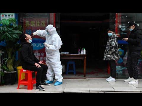 فيروس كورونا: الصين تبدي قلقها من ارتفاع عدد حالات الإصابة التي لم تظهر عليها أعراض  - نشر قبل 5 ساعة