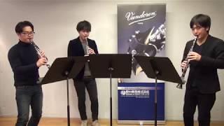 若きクラリネット奏者3人が語るバンドーレンとの出会い、そして今 thumbnail