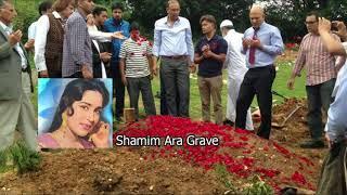 Shamim Ara Grave Photo