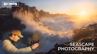 YOU NEED THIS! Seascape Photography Hacks with Ben Maze   Ft. NiSi