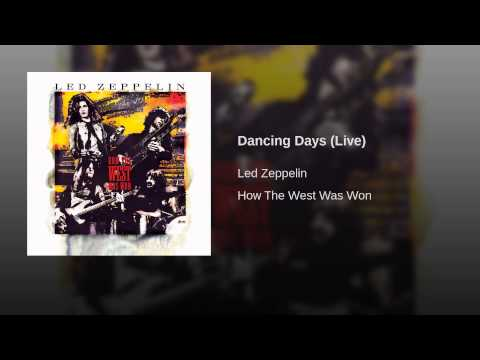Dancing Days Live