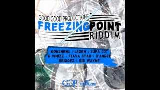 FREEZING POINT RIDDIM MIXX BY DJ-M.o.M KONSHENS, D