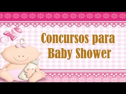 eee7f61c8 Los mejores juegos de baby shower - YouTube