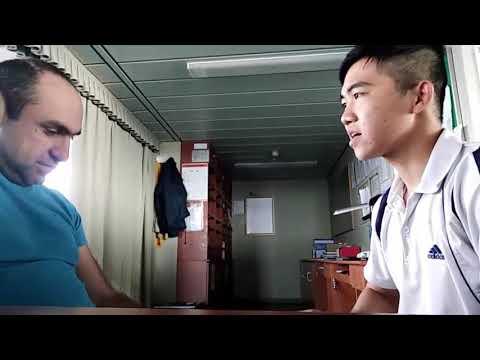 DECK CADET INTERVIEW 2017!