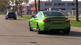 Supercars Arriving at Car Meet! M4 Competition, LaFerrari, Aventador S, 812SF, 991 GT3RS..
