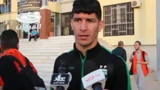 تصريحات لاعبي مولودية بجاية بعد الفوز على شبيبة القبائل mob