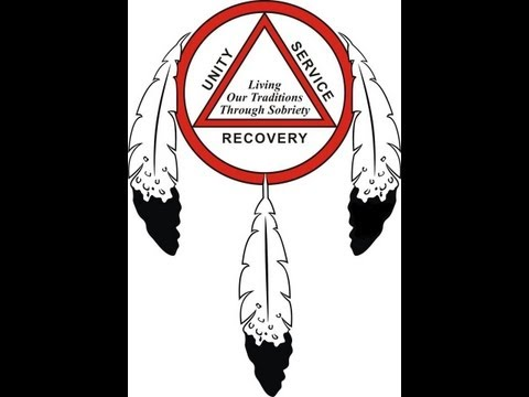 Don C. - Native American AA Speaker - 12-Step Alcoholism Reocvery