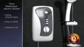 Triton Martinique Electric Shower