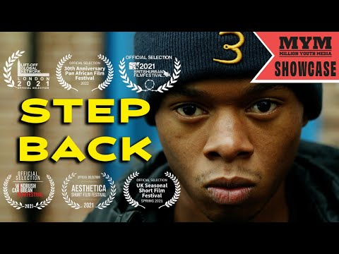 Step Back (2021) Award Winning Crime Drama Short Film   MYM
