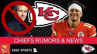 Chiefs News: Patrick Mahomes Injury Update, Damien Williams Big Game & Chris Jones Return