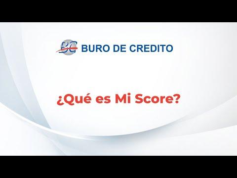 ¿Qué es Mi Score?