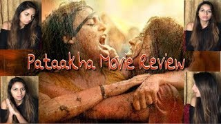 Pataakha - Movie Review | Sunil Grover, Radhika Madan, Sanya Malhotra |