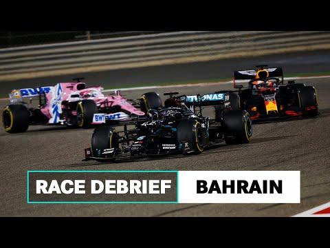 Unusual Pit Stops, Slow Starts & More | 2020 Bahrain GP F1 Race Debrief