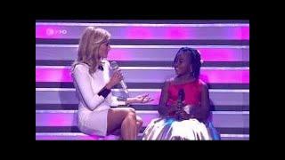 Helene Fischer Show 2013 - Duett Helene und Chelsea Fontenel