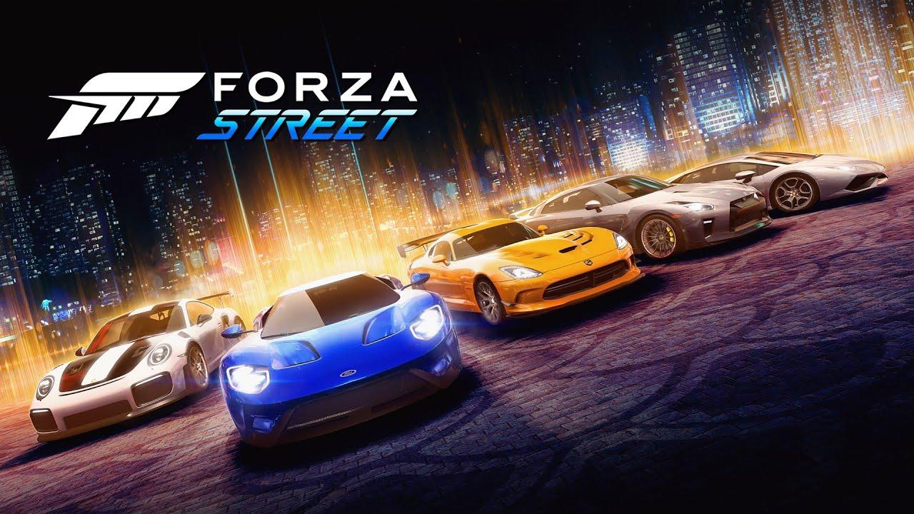 Forza Street и еще 6 лучших новых игр для Android