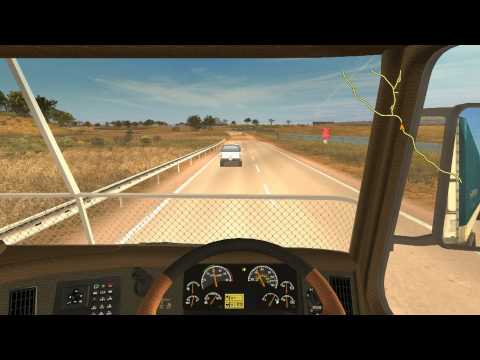 18 Wheels Of Steel: Extreme Trucker - HD Gameplay [OLD]