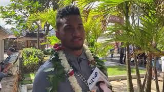 Polynesian Bowl: Tua Tagovailoa interview