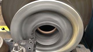 braze repair on a broken casting part 2