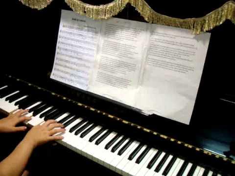 Nhật ký của mẹ _ piano
