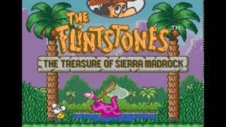 SNES Longplay [516] The Flintstones: The Treasure of Sierra Madrock