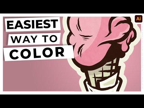 How to vector art in adobe illustrator