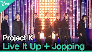 Download Project K, Live It Up+Jopping (original song: SuperM) [2020 ASIA SONG FESTIVAL]