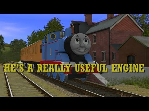 He's A Really Useful Engine - Music Video