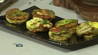 Recipe: Mini Frittatas on World Egg Day