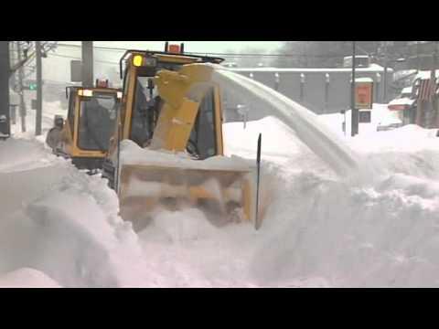 PRINOTH SW 4S - Sidewalk Snow Clearing Vehicle
