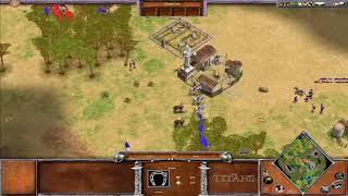 Redo vs Mor - Age of Mythology: The Titans (Game 1)