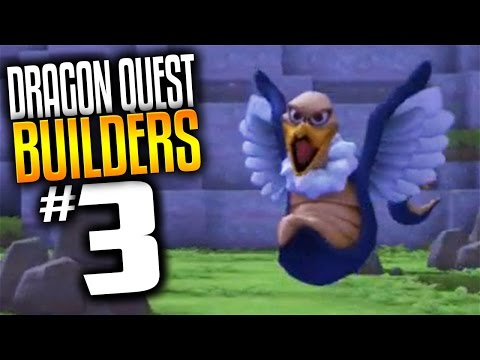 Download Dragon Quest Builders Gameplay - Ep 3 - Chimaeras and Kitchens (Lets Play Dragon Quest Builders Images