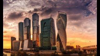 «Москва-Сити» свадебный клип