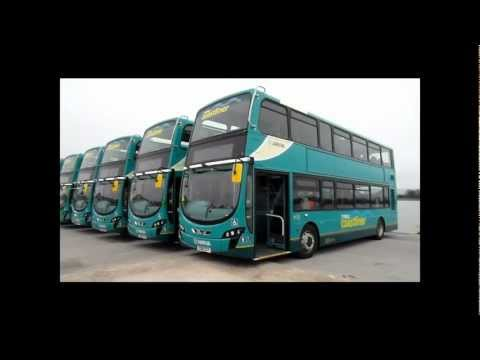 Arriva Buses Wales Official Launch of 10 Brand New VDL Wright Gemini 2's