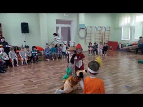 Сказка Репка 1 младшая группа. Садик #28 город Сочи
