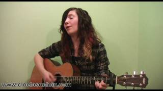 No surprise-Daughtry cover by cloebeaudoin