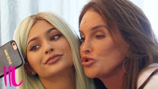 Kylie Jenner Teaches Caitlynn Jenner How To Duck Face - KUWTK Preview